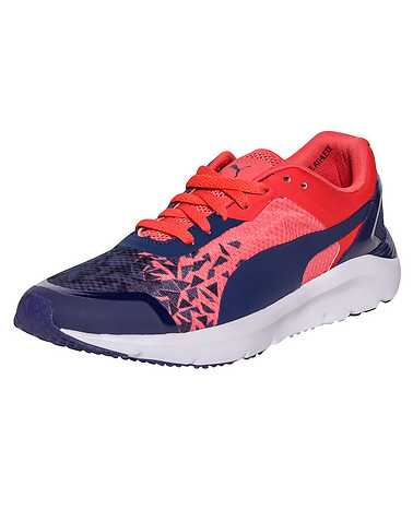 PUMA WOMENS Red Footwear / Sneakers 5.5