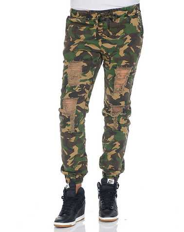ESSENTIALS WOMENS Green Clothing / Bottoms S