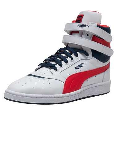 PUMA MENS White Footwear / Sneakers