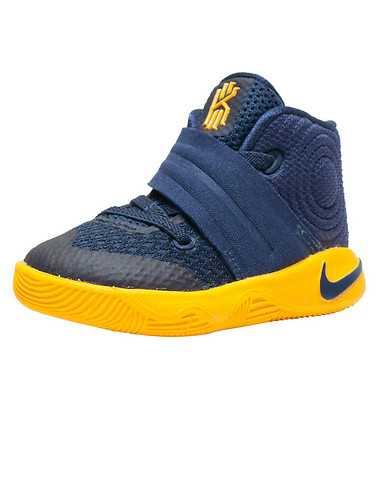 NIKE GIRLS Navy Footwear / Sneakers