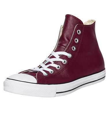 CONVERSE MENS Burgundy Footwear / Casual