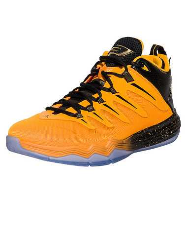 JORDAN MENS Yellow Footwear / Sneakers
