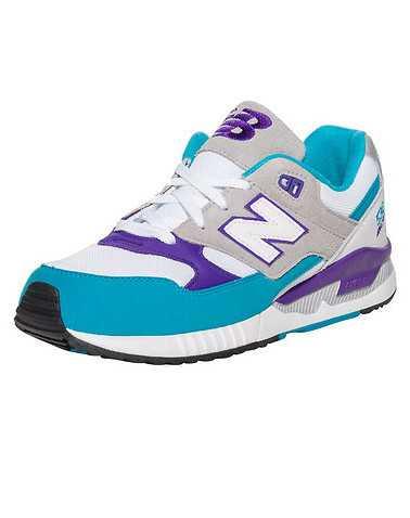 NEW BALANCE WOMENS Blue Footwear / Sneakers 7