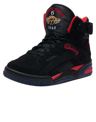 EWING ATHLETICS MENS Black Footwear / Sneakers