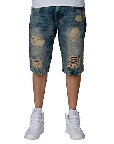 DECIBEL MENS Blue Clothing / Denim Shorts 32