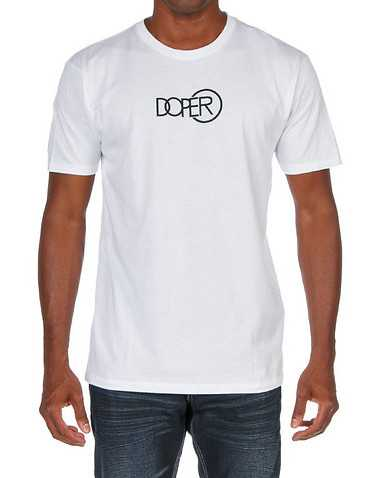 DOPE MENS White Clothing / Tops M
