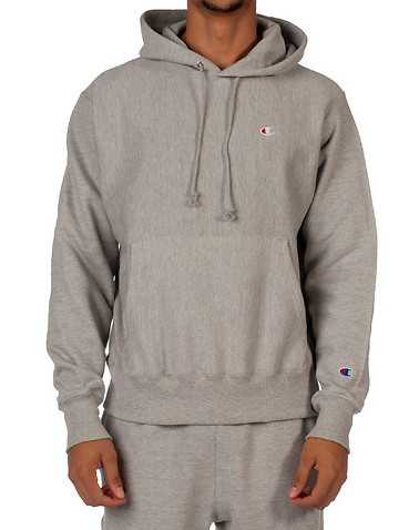 CHAMPION MENS Grey Clothing / Sweatshirts XL