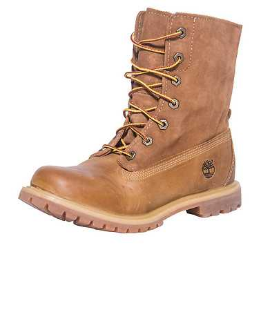 TIMBERLAND WOMENS Beige-Khaki Footwear / Boots 8.5