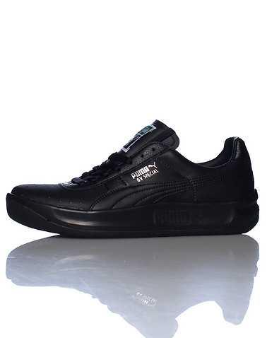 PUMA MENS Black Footwear / Sneakers 10.5