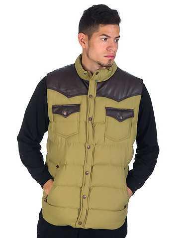 DECIBEL MENS Green Clothing / Jackets L