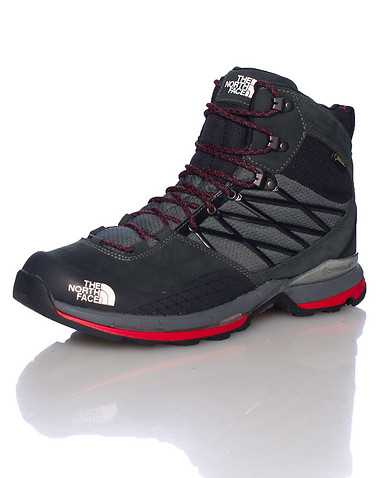 THE NORTH FACE MENS Grey Footwear / Boots 10.5
