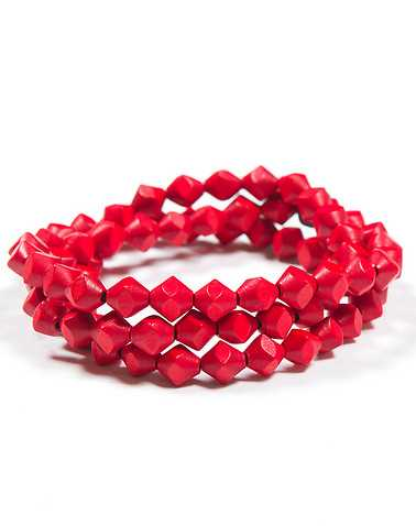 GOOD WOOD NYC MENS Red Accessories / Jewelry 0