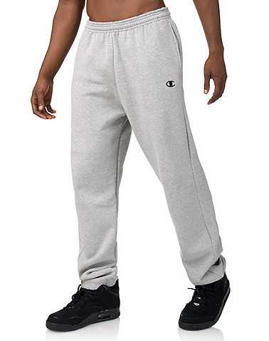 CHAMPION MENS Grey Clothing / Sweatpants