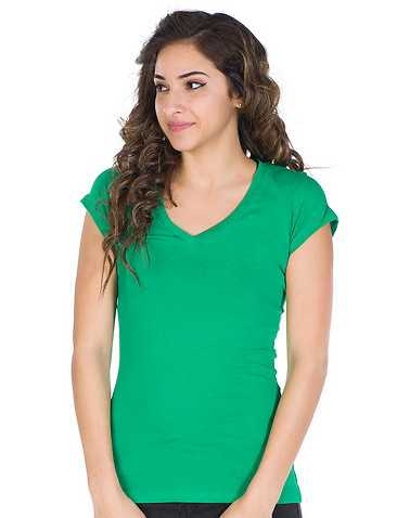 ESSENTIALS WOMENS Green Clothing / Tops