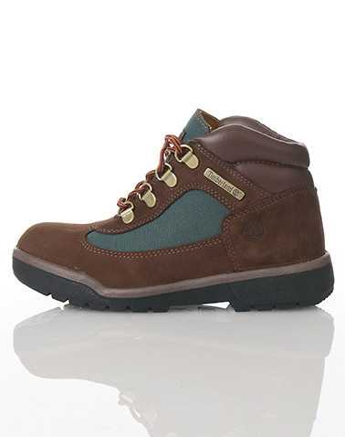 TIMBERLAND GIRLS Brown Footwear / Sneakers