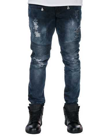 EMBELLISH MENS Blue Clothing / Jeans 34