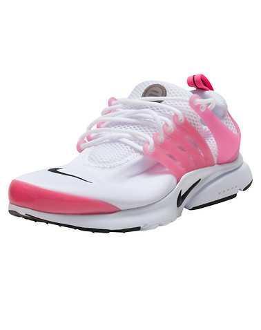 NIKE GIRLS White Footwear / Sneakers 7Y