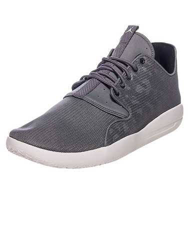 JORDAN MENS Grey Footwear / Sneakers 9