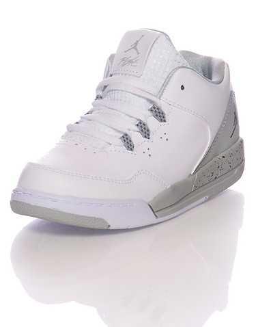 JORDAN GIRLS White Footwear / Sneakers 8C