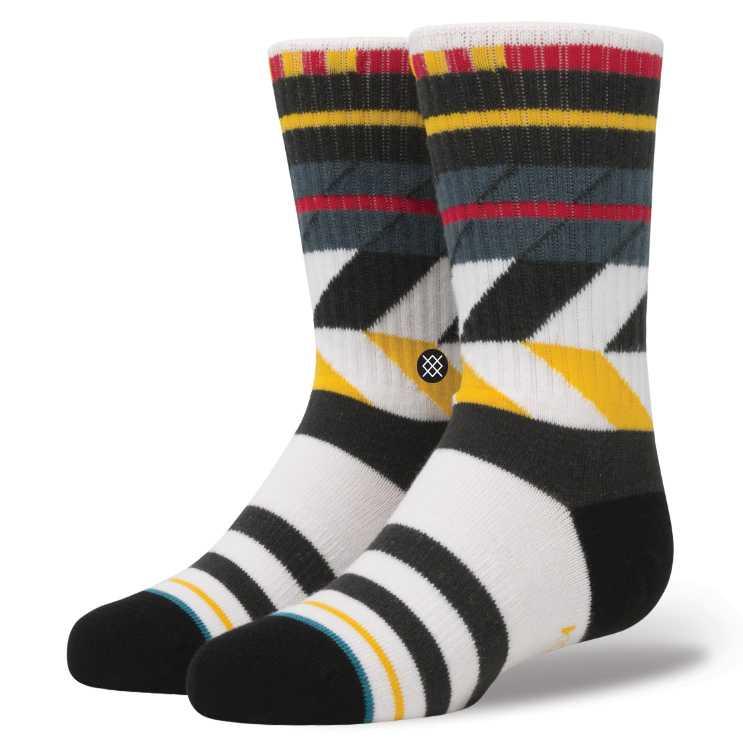 Stance Hazards Boys WHT L boys Socks