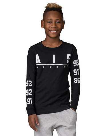 JORDAN BOYS Black Clothing / Tops S