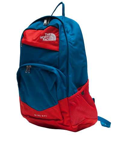 THE NORTH FACE MENS Blue Accessories / Backpacks and Bags OSFA