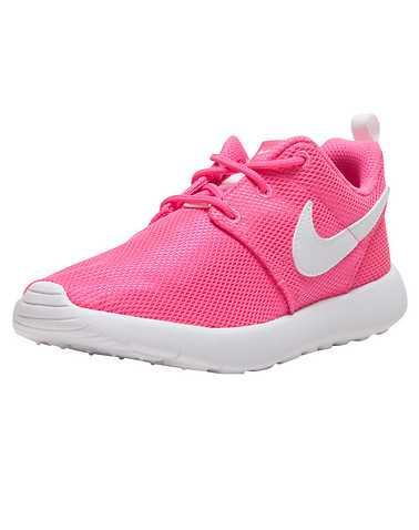 NIKE GIRLS Pink Footwear / Sneakers