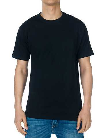 DECIBEL MENS Black Clothing / Tees and Polos XL