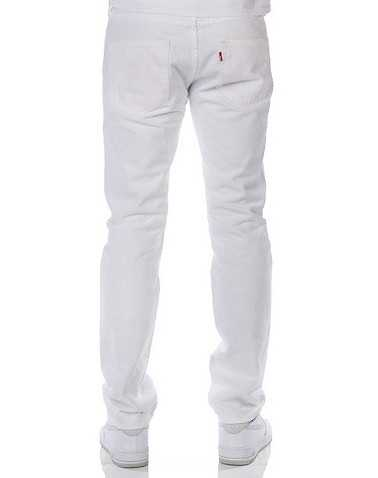 LEVIS MENS White Clothing / Jeans