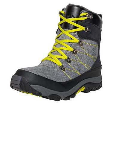 THE NORTH FACE MENS Grey Footwear / Boots