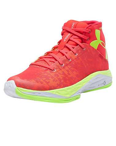 UNDER ARMOUR MENS Red Footwear / Sneakers