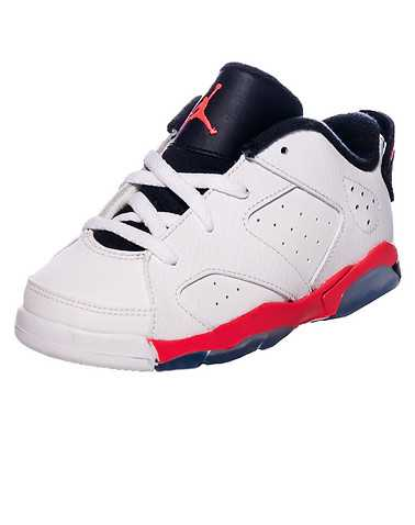 JORDAN BOYS White Footwear / Sneakers 4C