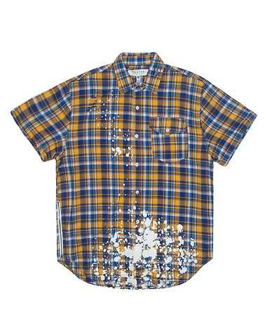 ALLSTON MENS Yellow Clothing / Button Down Shirts M