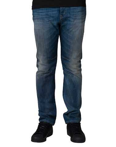 ARMANI JEANS MENS Blue Clothing / Jeans