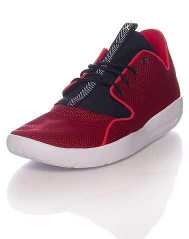 JORDAN BOYS Red Footwear / Sneakers