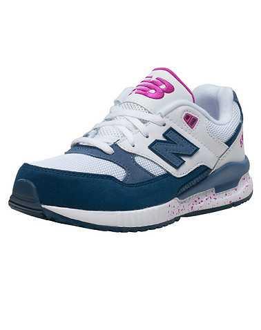 NEW BALANCE BOYS Blue Footwear / Sneakers