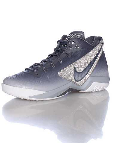 NIKE MENS Silver Footwear / Sneakers