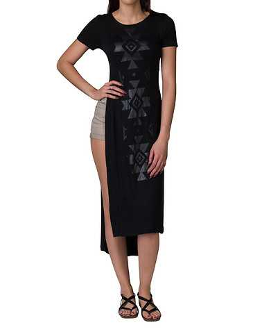 LA BELLE ROC WOMENS Black Clothing / Dresses S