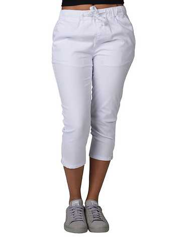 ESSENTIALS WOMENS White Clothing / Bottoms