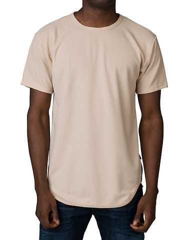 EPTM MENS Beige-Khaki Clothing / Tops L