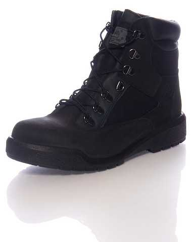 TIMBERLAND MENS Black Footwear / Boots