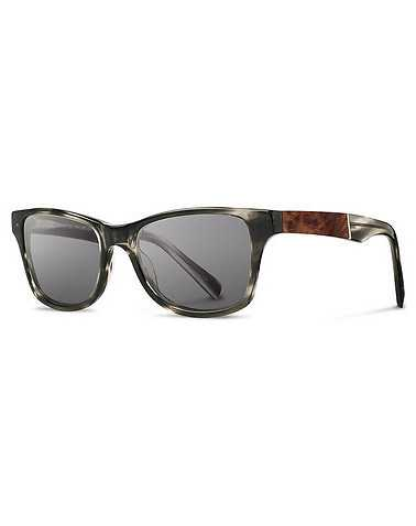 SHWOOD EYEWEAR MENS Grey Accessories / Sunglasses MISC
