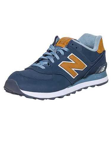 NEW BALANCE MENS Dark Grey Footwear / Sneakers 13