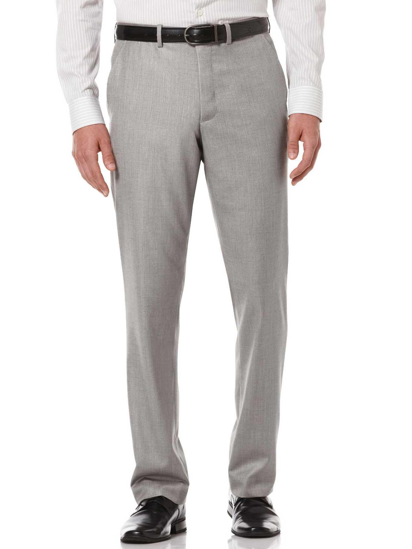 Perry Ellis Textured Suit Pant