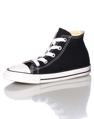 CONVERSE BOYS Black Footwear / Casual 4