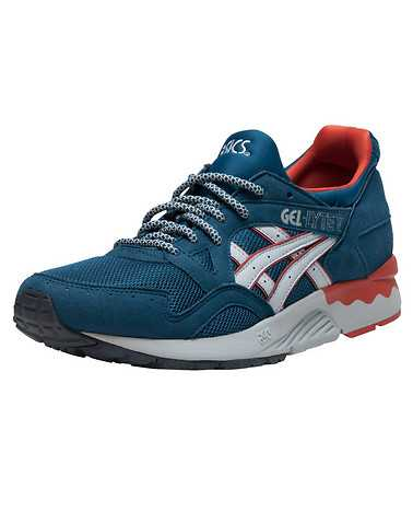 ASICS MENS Navy Footwear / Sneakers