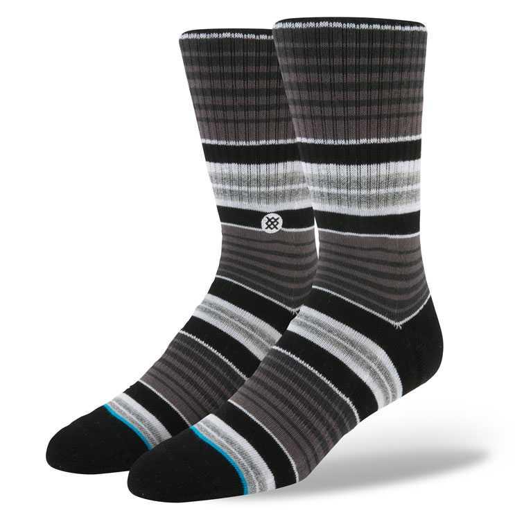 Stance Camp Grey DWYANE WADE Socks