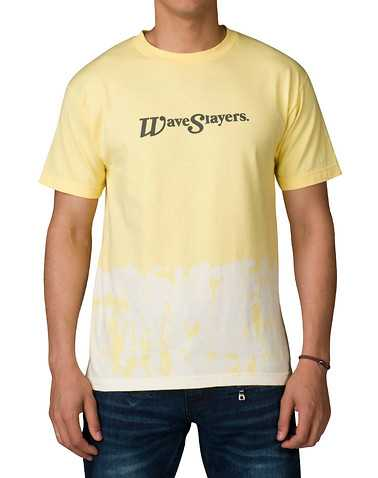 WAVYENS Yellow Clothing / Tops