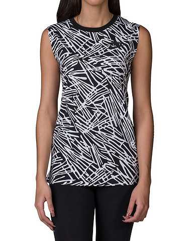 NIKE SPORTSWEAR WOMENS Black Clothing / Tank Tops L