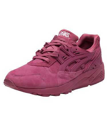 ASICS WOMENS Medium Purple Footwear / Sneakers